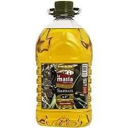 La Masía Alegra tus Platos! Aceite de Oliva - 3000 ml