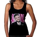 Photo de Sidney Maurer Original Portrait of Justin Timberlake Smile Women's Vest par Sidney Maurer