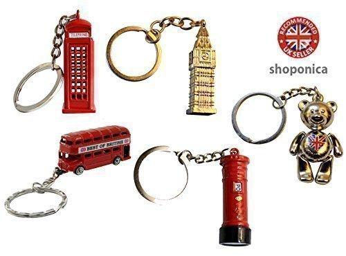 shoponica-portachiavi-con-icone-di-londraautobus-rossocabina-telefonicacassetta-delle-lettereunion-j