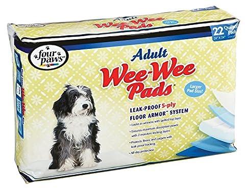 Wee Wee Pads Adult Dog 22ct