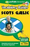 Vocabulary Builder Scots Gaelic: Language fun for all the family - All Ages (PC/Mac)