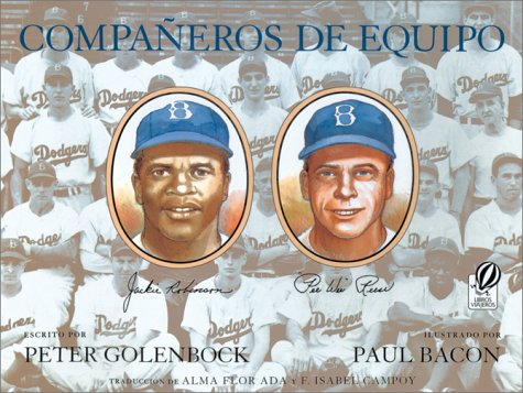 Compañeros de Equipo por Peter Golenbock