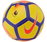 Nike Pitch Premier League Ballon de football 2017?Taille 5 - Yellow/Purple