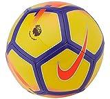 Nike Pitch Premier League Fu?Ball 2017?Gr??e 5 - Yellow/Purple