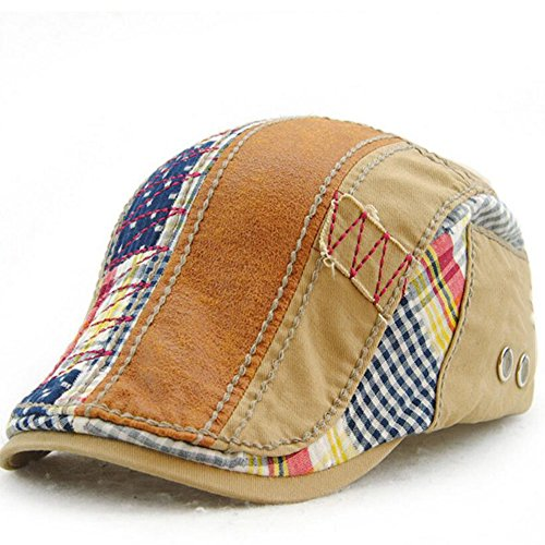 Impression 1 PCS Boinas Ocio Retro Hat Gorra de Golf Sombrero de Sol  Deporte al Aire a39248b8db1
