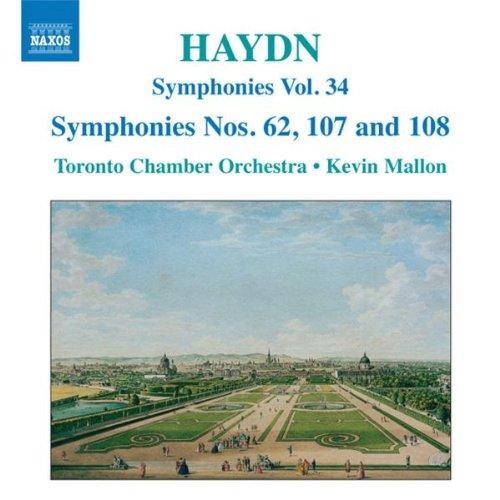 Preisvergleich Produktbild Sinfonien 62, 107+108