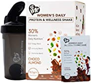 & ME Plant Based Protein Powder for Women With 45 Natural Herbs, Multivitamins and Amino Acids Plant based