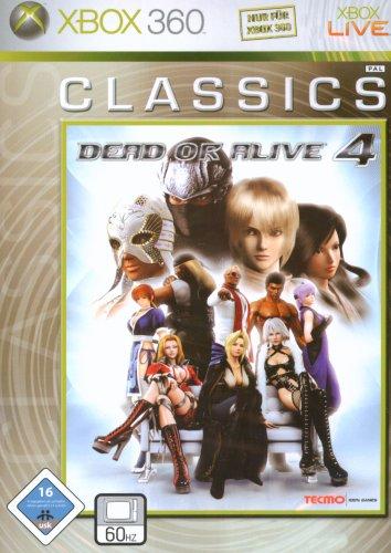 Dead or Alive 4 [Xbox Classics]