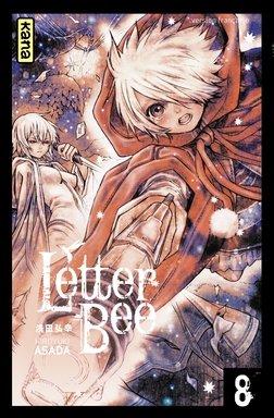 Letter Bee, Tome 8 : par Hiroyuki Asada
