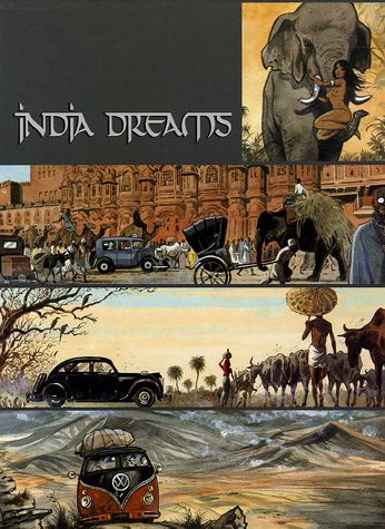 India Dreams : Coffret en 5 volumes : Tome 1, Les Chemins de Brume ; Tome 2, Quand revient la mousson ; Tome 3, A l'ombre des bougainvillées ; Tome 4, Il n'y a rien à Darjeeling ; Tome 5, Trois femmes