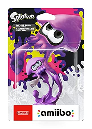 Inkling Squid amiibo - Splatoon 2 (Nintendo Switch)