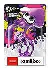 Amiibo 'Collection Splatoon' - Calamar Inkling violet néon