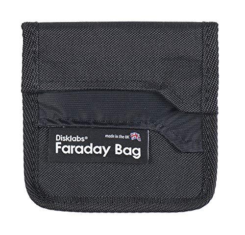 Disklabs Key Shield (KS1) Faraday Bag RF Shielding for Car Keys