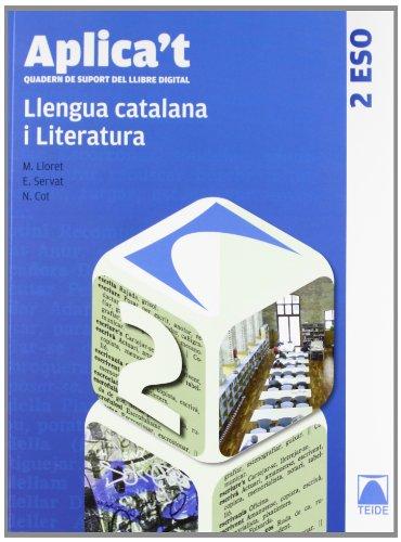 Aplica't. Quadern de suport al llibre digital. Llengua catalana 2n ESO - 9788430788750