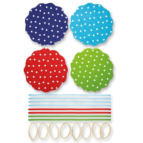 KitchenCraft DIY Marmeladen-Set