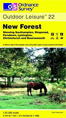 New Forest (Outdoor Leisure Maps)