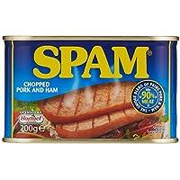 SPAM Chopped Pork And Ham 200 grams