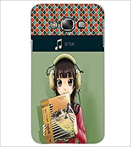 PrintDhaba Quote D-5991 Back Case Cover for SAMSUNG GALAXY A8 (Multi-Coloured)