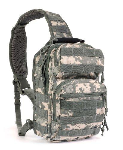 Outdoor Gear Red Rock Rover Sling Pack, Unisex-Erwachsene, 80129ACU, ACU, Einheitsgröße -