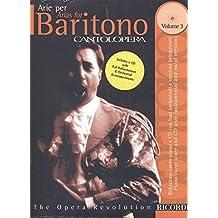 Cantolopera Volume 3 (Arie) +CD - Bar/Po