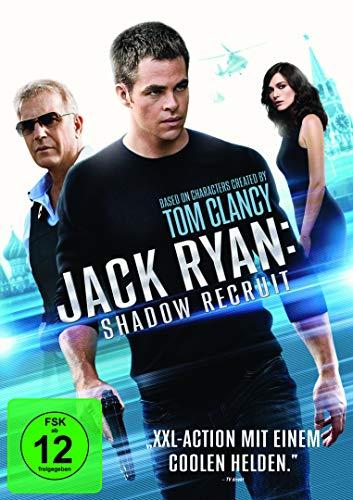 Jack Ryan: Shadow Recruit (Jill Und Jack Film-dvd)