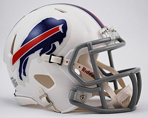 Buffalo Bills Riddell Replica Mini Speed Helm