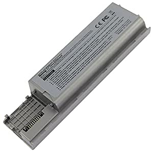 NEW Battery for Dell 0gd775 pp18l Latitude D620 D630 D631 D640 4.4AH
