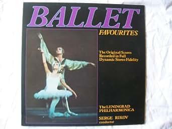 G 818 Ballet Favourites Leningrad Philharmonica Rikov