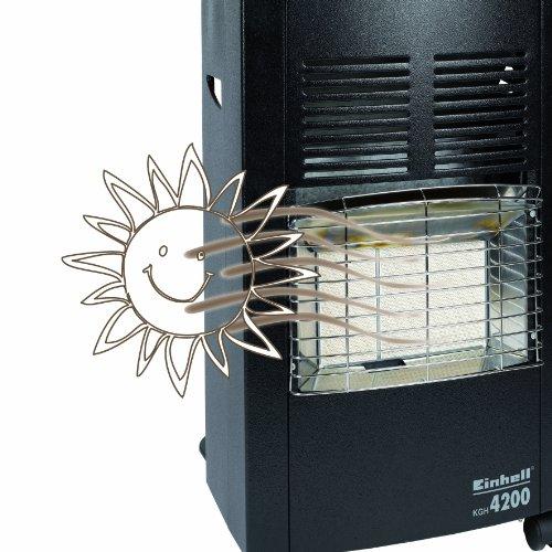 einhell kgh 4200 keramik gasheizer 4200 watt inkl gasdruckregler beste empfehlungen 24. Black Bedroom Furniture Sets. Home Design Ideas