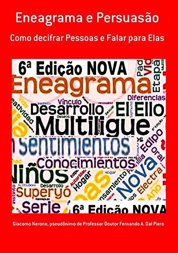 Eneagrama E Persuasão (Portuguese Edition) eBook: Pseudônimo De ...