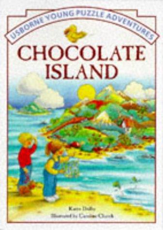 Chocolate Island (Usborne Young Puzzle Adventures) - Puzzle Usborne Adventures