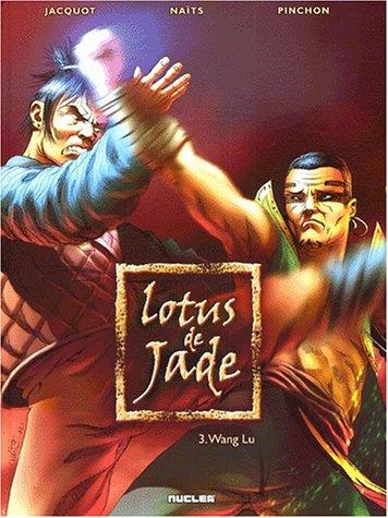 Le Lotus de Jade, tome 3
