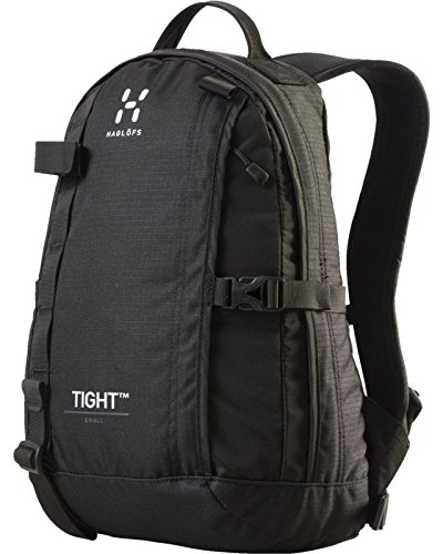 Haglöfs Tight Small Mochila, Unisex Adulto True Black, Talla Única