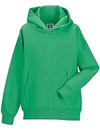 Jerzees Schoolgear Boys and Girls hooded jumper