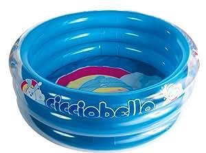 Giochi preziosi cicciobello piscina gonfiabile 3 tubi - Gonfiabili piscina amazon ...