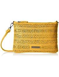 Caprese Women's Elli Sling Bag (Yellow)