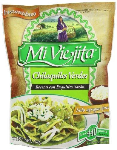 MexGrocer Mi Viejita Green Chilaquiles 190 g