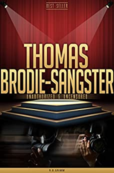 Thomas Brodie-Sangster Unauthorized & Uncensored (All Ages Deluxe Edition with Videos) (English Edition) par [Grimm, R.B.]
