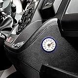 Lantelme 7716 - Termometro per Auto, Autoadesivo, analogico, per Auto, Camion,...