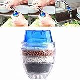 OUNONA Mini Filtre à eau de Robinet Purificateur d'eau de Robinet
