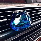 GH Auto Parfüm Klimaanlage Düse Zeolith Festen Luftfilter Parfüm Sitz,Blue