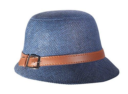 Liyamaoye - Chapeau - Femme Bleu
