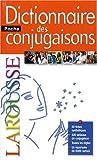 Dictionnaire des conjugaisons...