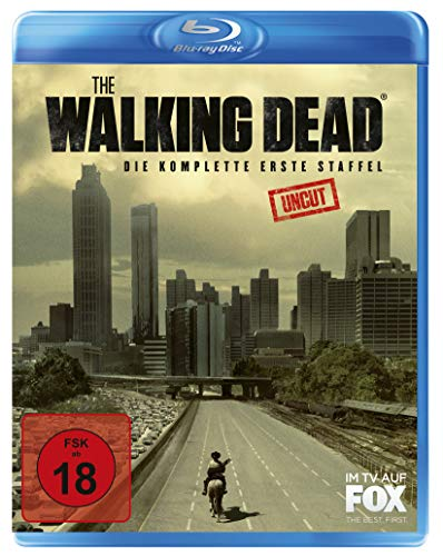 The Walking Dead - Die komplette erste Staffel - Uncut [Blu-ray]
