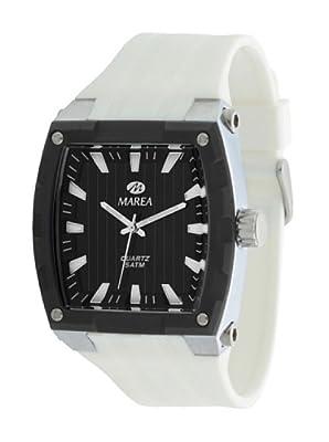 Marea 35226/4 - Reloj Caballero caucho Blanco