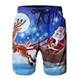 Beach pants are made of soft, elastic fabric and short length, fast drying, breathable, soft, light and durable. For maximum comfort and mobility on the surf and beach, you can provide the most comfortable swimming trunks. This shorts are the best ch...