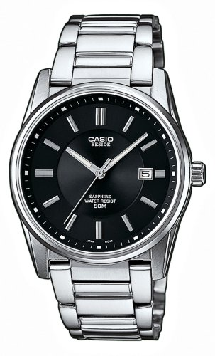 Casio Collection Herren Armbanduhr BEM-111D-1AVEF