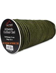 Allzweck-Outdoor-Seil, 9 mm x 60 Meter