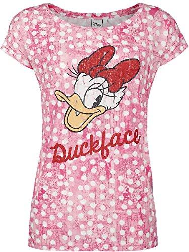 daisy-duck-duckface-t-shirt-femme-multicolore-s