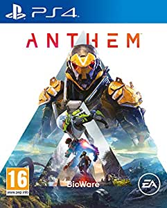 Electronic Arts - Anthem /PS4 (1 GAMES)